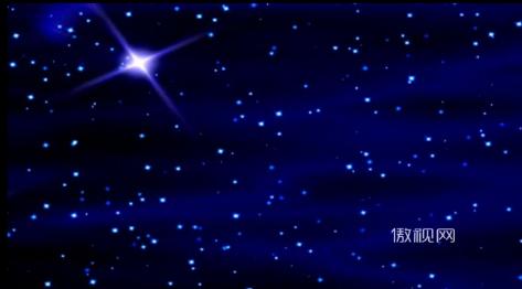 星空流星夜空