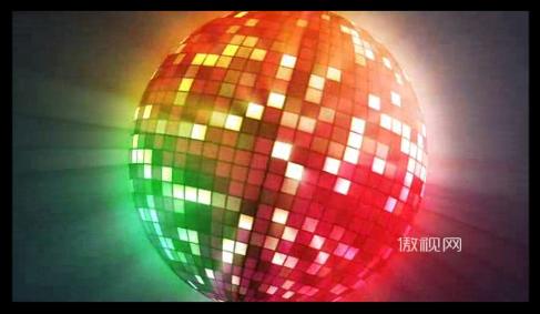 酒吧彩色选择玻璃球