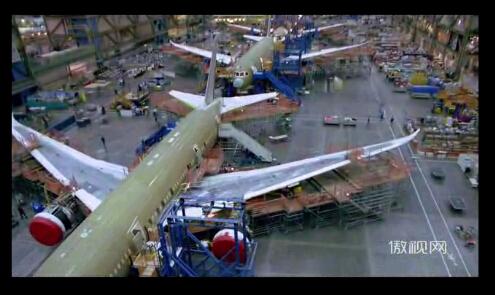 高清实拍航空飞机起飞1