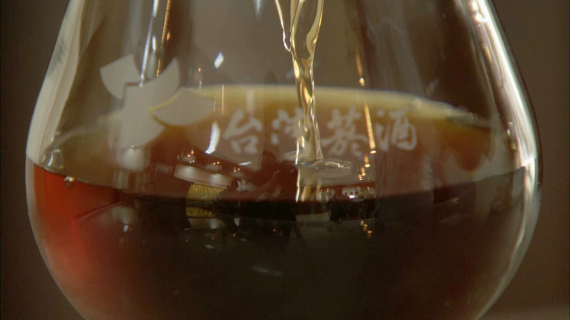 倒紅酒酒窖高清實拍視頻素材