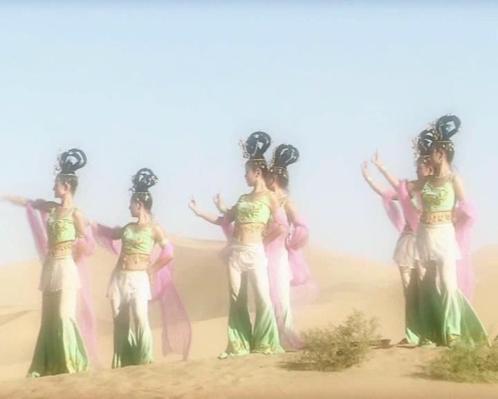 舞蹈视频素材 舞蹈背景视频素材 古装舞蹈背景视频素材 古