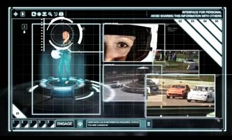 科技數據分析AE模板