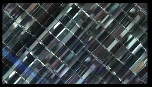 水晶玻璃面