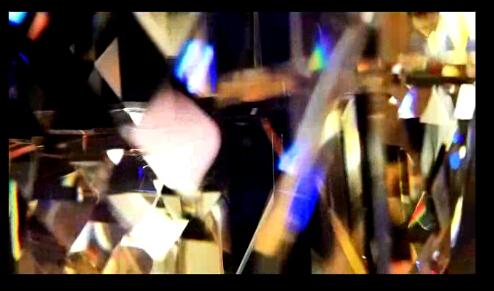 玻璃反射光